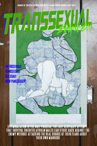 TRANSSEXUAL EMPIRE by Juliana Huxtable