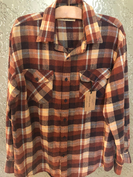Faith Hill and Tim McGraw Upcycled Flannel