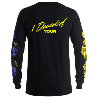 Big Sean I Decided Tour Long Sleeve Tee