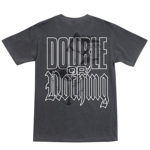 Double or Nothing Pocket T-Shirt