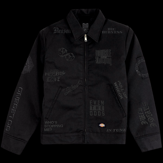 Big Sean Double or Nothing Jacket