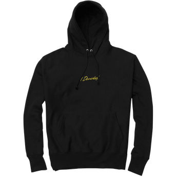 Big Sean No Favors Embroidered Hoodie