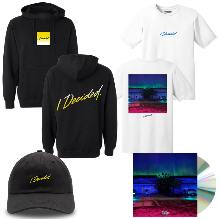 Big Sean I Decided Mega Bundle