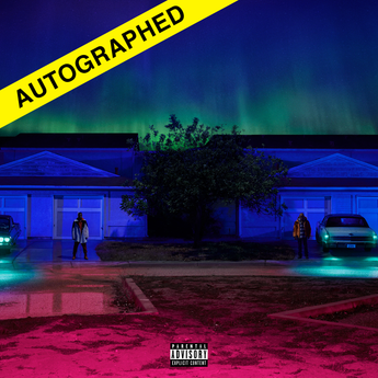 Big Sean Autographed Album