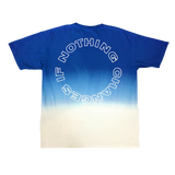 Big Sean I Decided Dip Dye Blue T-Shirt