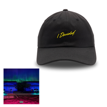 I Decided Dad Hat + Album (MP3)