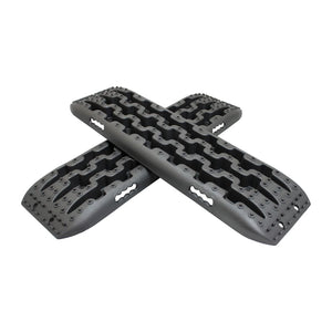 Load image into Gallery viewer, XO-TRAX 10t  Heavy Duty Xtreme Offroad Recovery Tracks / Waffle Board BLACK