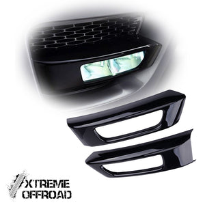 Load image into Gallery viewer, Gloss Black Fog Light Covers for Range Rover Sport 2014-2017