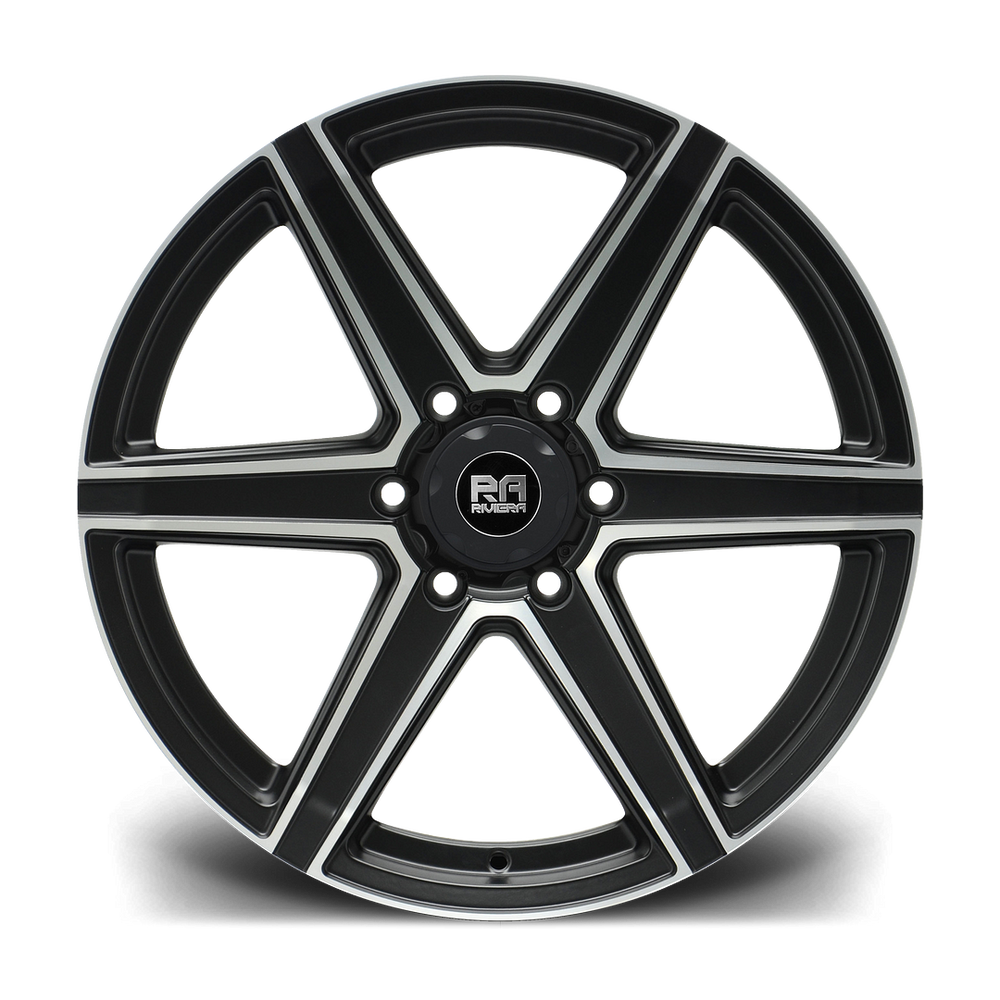 "4 x RIVIERA RX800 20"" Inch Alloy Wheels - Ford Ranger 2012-2021 PX1 PX2 PX3"