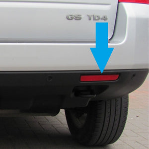 Load image into Gallery viewer, Rear Bumper Reflector RHS Off Side Drivers Side - Land Rover Freelander 2