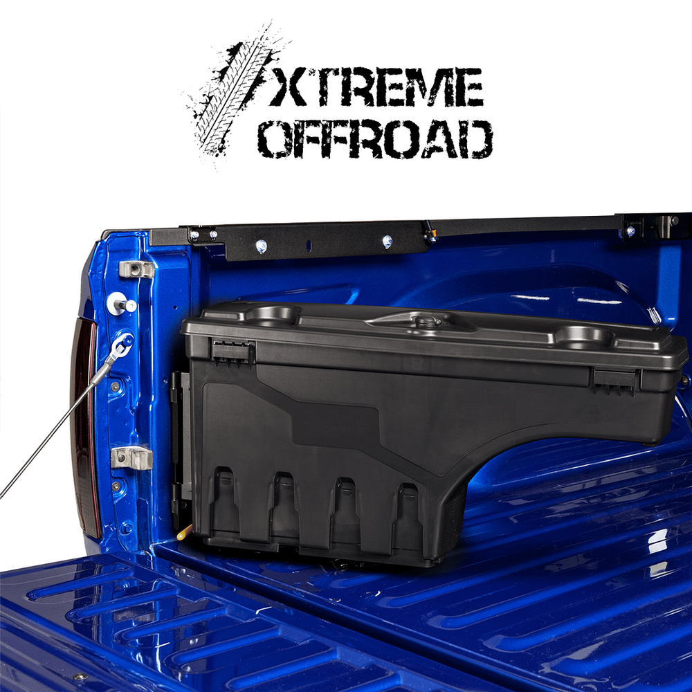 Tailgate Swing Toolbox (LEFT SIDE) For Nissan Navara NP300 2016+