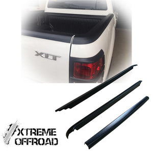 Protective Tailgate Bed Rail Caps for Ford Ranger 2012 - 2015 PX1