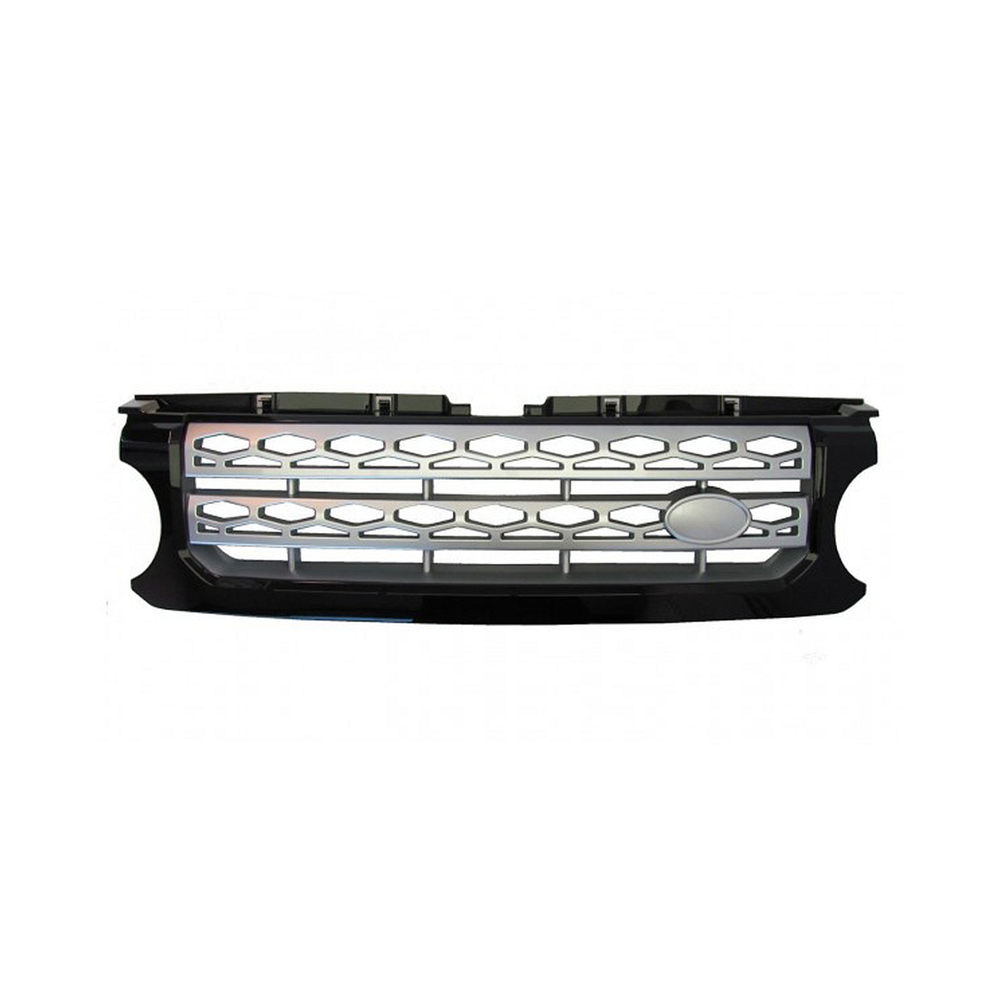 Black and Silver Grille for Land Rover Discovery 4 2009-2013