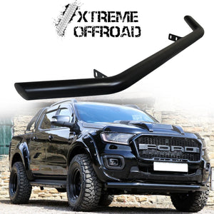 Load image into Gallery viewer, Matte Black Lower Nudge Bar / City Bar / Chin Bar for Ford Ranger T6 MK3 2019+