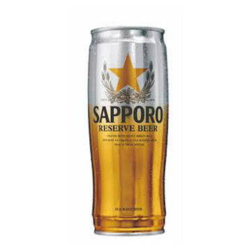 Sapporo Reserve Can 650Ml