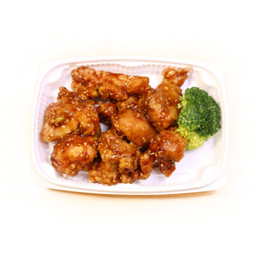 Sesame Chicken Side Dish