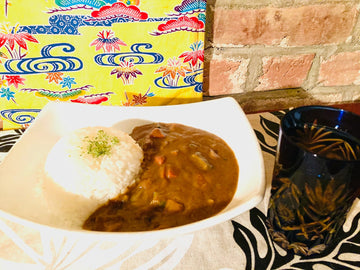 Bitter Melon Curry ゴーヤカレー (2Person)