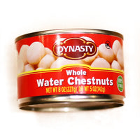 Dy Water Chestnut Whole