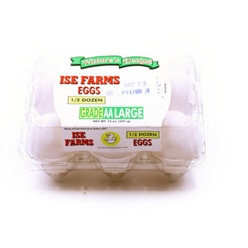 Ise Frms Eggs 6Pc