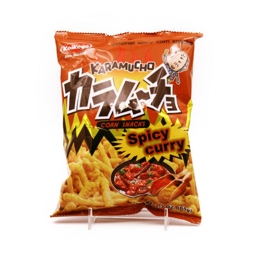 Karamucho Spicy Curry 2.3Oz