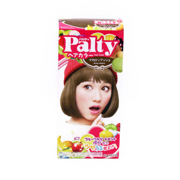 Palty Hair Color Macaron Ash 1.4Oz+2.7Floz Dariy
