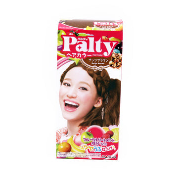 Palty Hair Color Nuts Brown