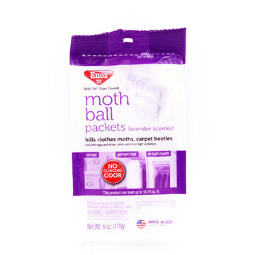 MOTH-TEK PACKETS LAVENDER SCENT 6.0OZ(170G) WILL