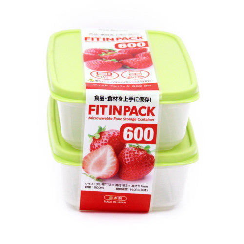 Plastic Food Container D5796