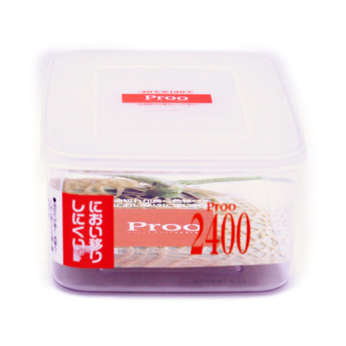 Food Container Pr-2400 Microwavable