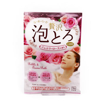Oyumonogatari Luxury Bath Salt Jewelry Rose 1.1O