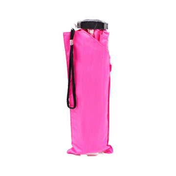 Folding Umbrella 50Cm Pink Km