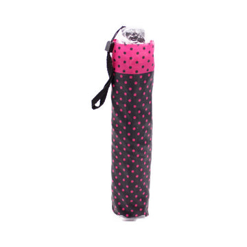 Folding Umbrella 52Cm Polka
