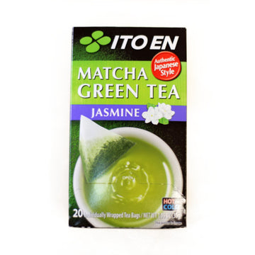 JASMINE MATCHA GREEN TEA 30G