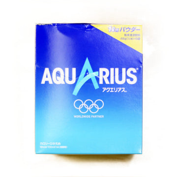 Aquarius Powder For 1L Coca