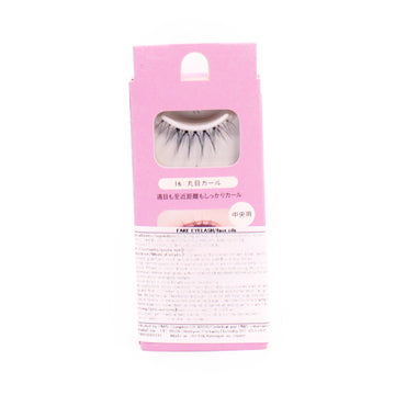 No16 Round Eyes Curl Easy Lash Wink Koji Dolly