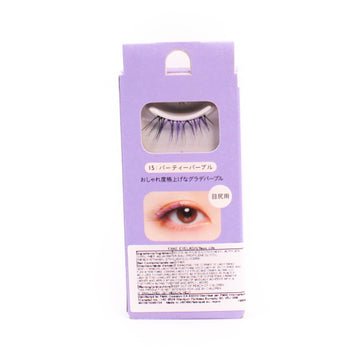 No15 Party Purple Easy Lash Wink Koji Dolly