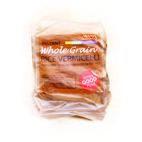 Noodle Whlgrn Vermicelli Inst 45G Mama