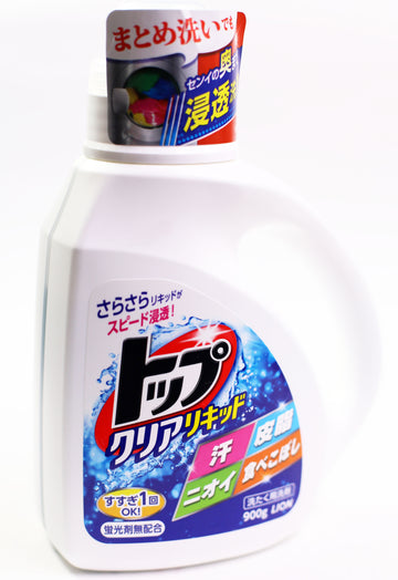 New Top Clear Liquid Detergent