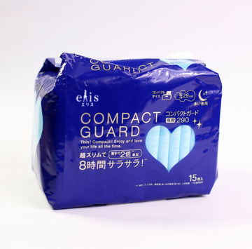 Compact Guard Heavy Day Overnight 15P