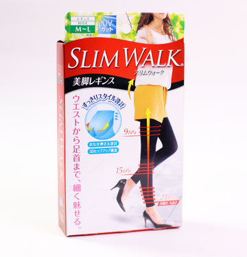 Slim Walk Beauty Leggings Black M-L Pip