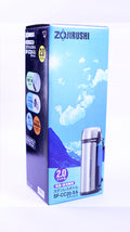 Zojirushi Sf-Cc20 Stainless Bottle 1Pc Zojirushi