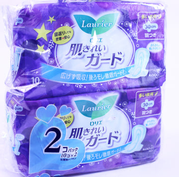G30CM OVER NIGHT WWING 13PCS*2 KAO