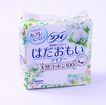 SOFY PANTY LINER ORGANIC COT