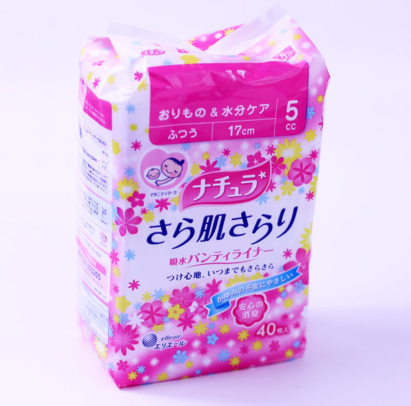 Natura Panty Liner Non Fragrance For Light Day 4