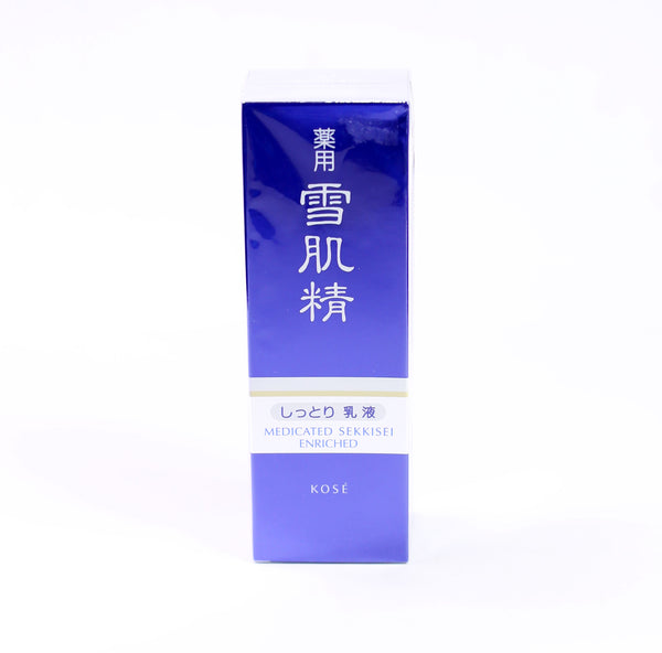 Sekisei Enriched Milky Lotion Moist 140Ml Kose