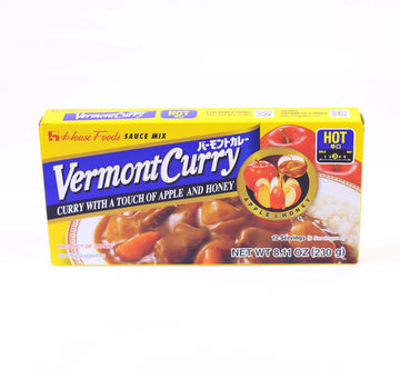 Hse Vermont Curry Jbo Hot