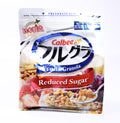 Fruits&Granola Reduced Sugar Furugura 425G Calbee