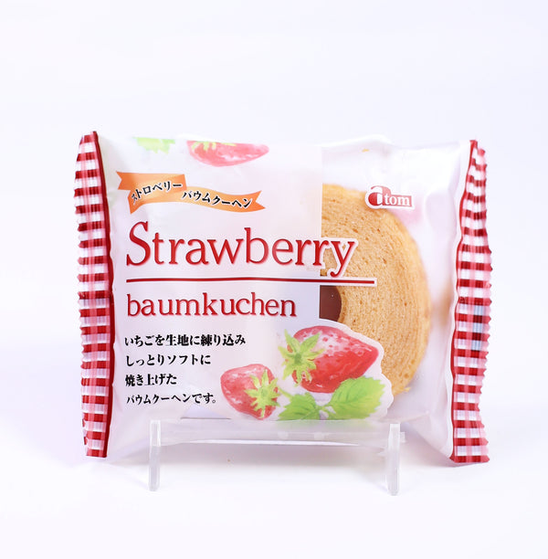 Baum Cake Strawberry 85G Ato