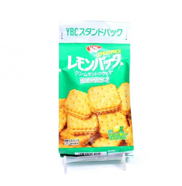 Lemon Pack Cracker 167G Ybc