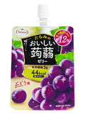 Grape Konnyaku Jelly 150G Tarami